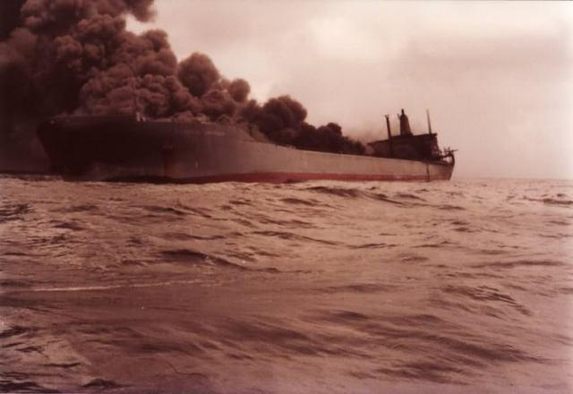 Atlantic Empress – Shipwreck Log