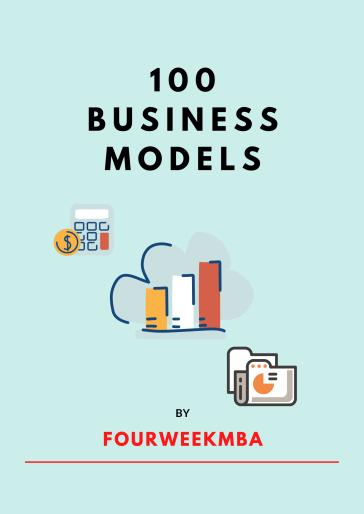 100商业型号 - 书 -  FourweekMBA