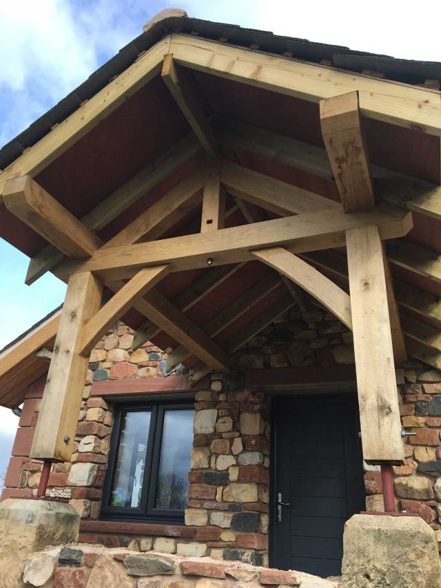 roof truss company