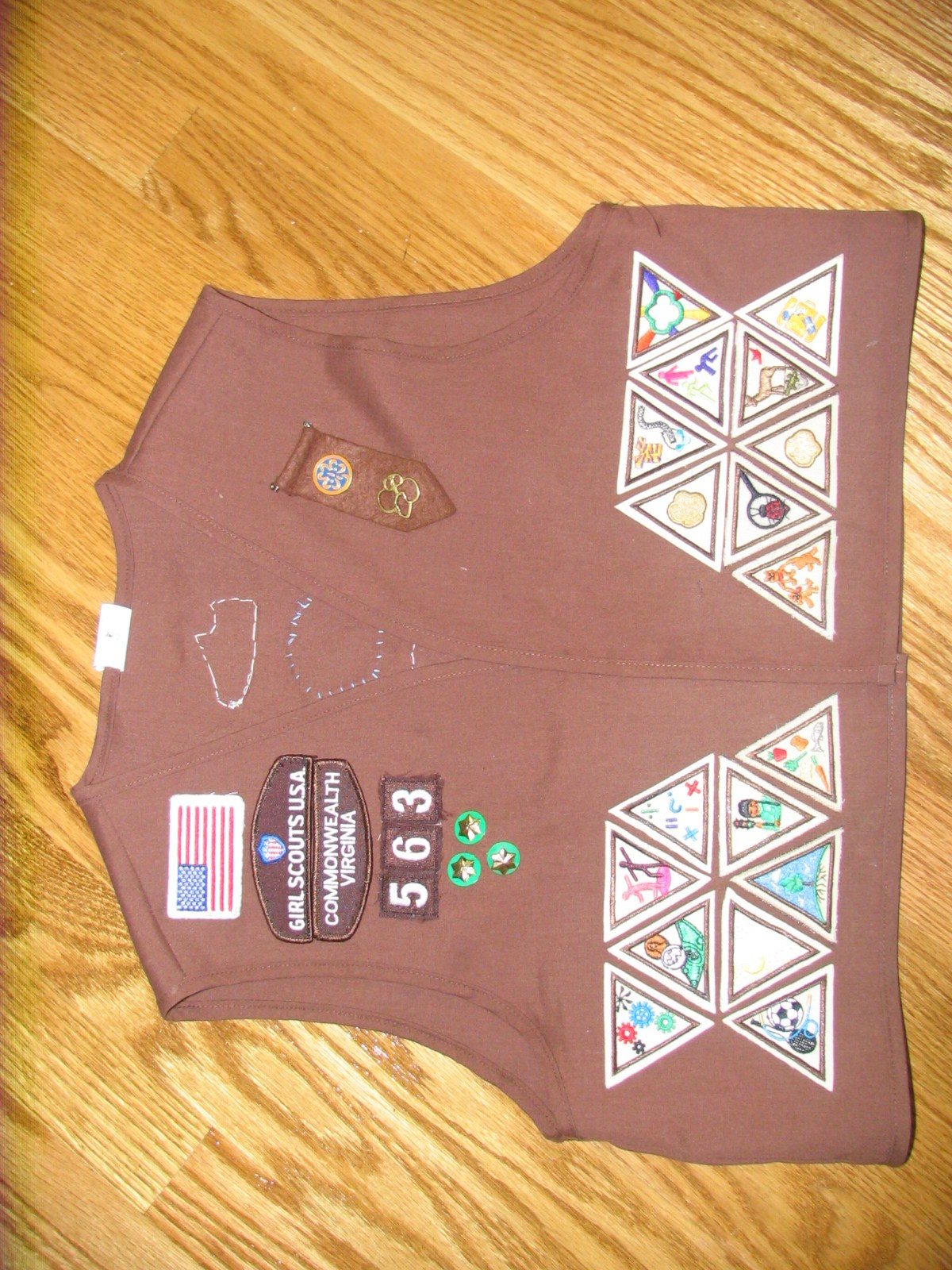 brownie sash diagram chinese atv wiring 110cc vests popflyboys