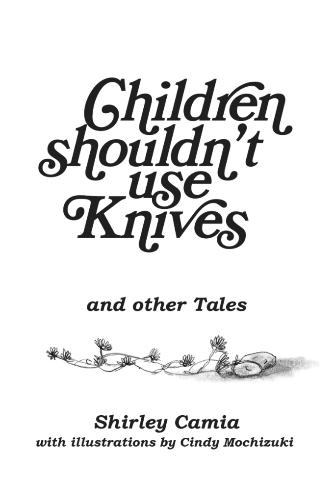 Children Shouldn't Use Knives