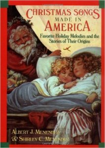 Christmas Songs Made in America dust jacket