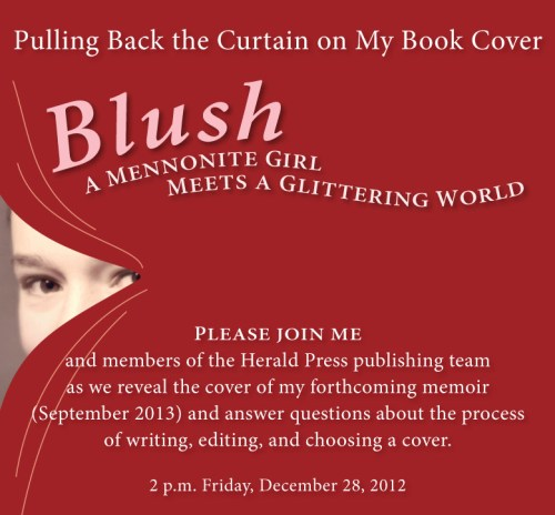 Blush: A Mennonite Girl Meets a Glittering World