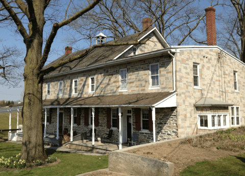 The Home Place Farmhouse -- Forgotten Seasons
