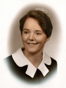 High School Graduation, 1966