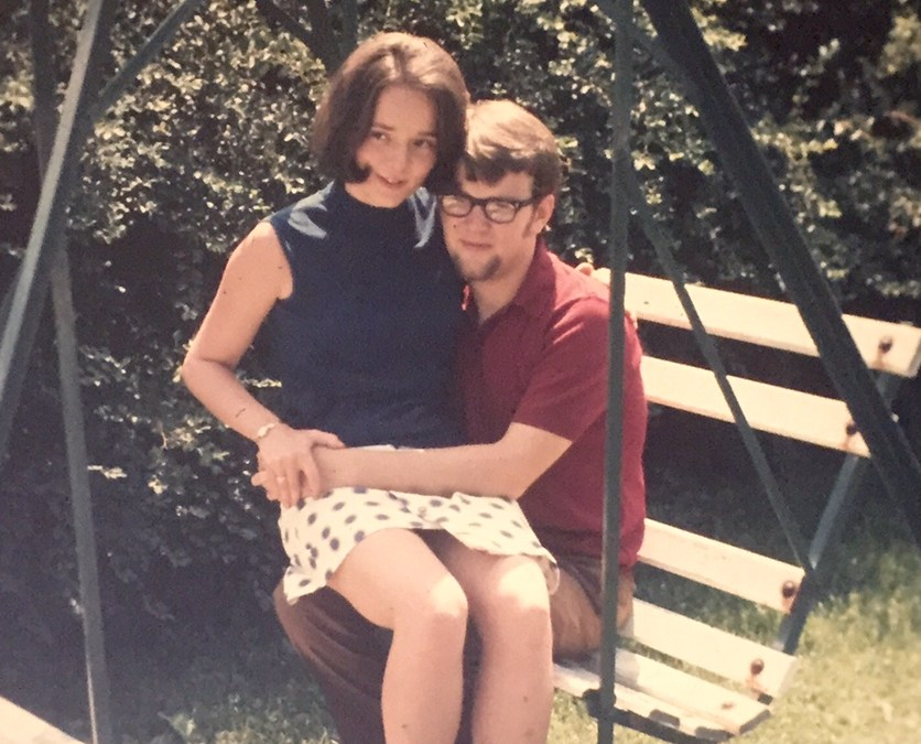 Gliding, Swinging, and Proposing: Love in Motion