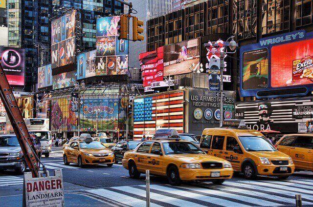 ברודווי - חופשה רומנטית בניו יורק