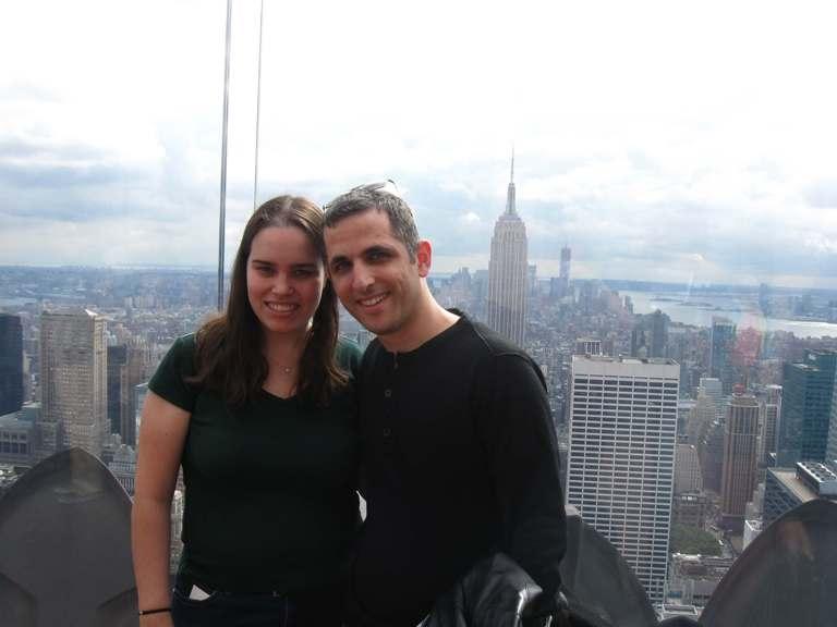 ירח דבש בניו יורק - סיורים חינם בעיר