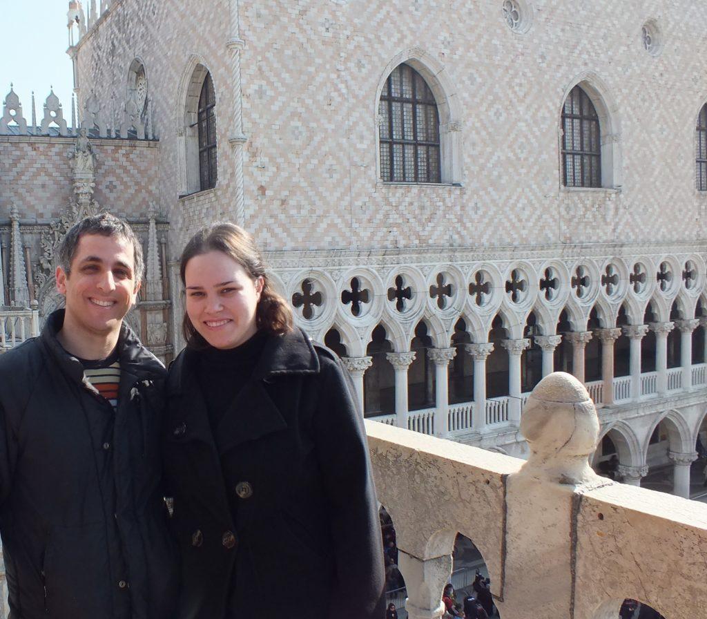 חופשה רומנטית בונציה