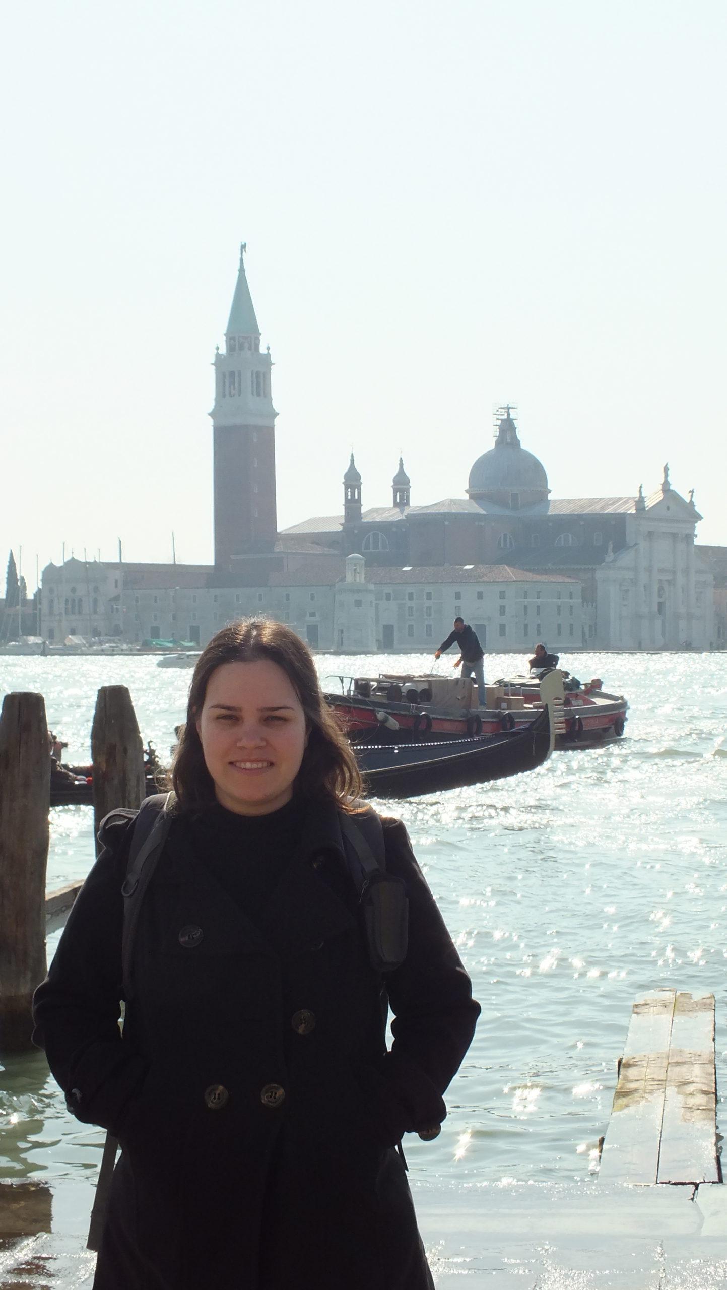 הנוף לכיכר סן מרקו בונציה