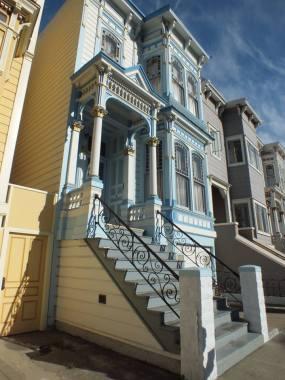 בתים מיוחדים בסן פרנסיסקו