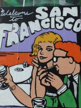 גרפיטי - סן פרנסיסקו