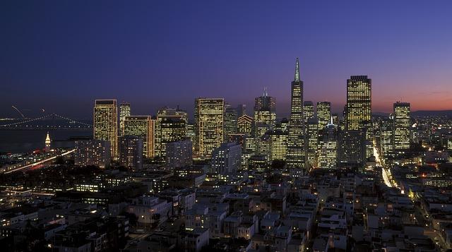 מה עושים בסן פרנסיסקו - תצפית לילה
