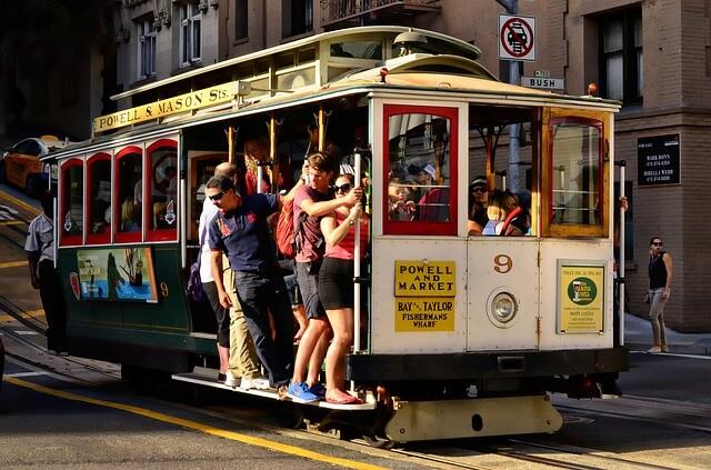 מה עושים בסן פרנסיסקו - קרוניות