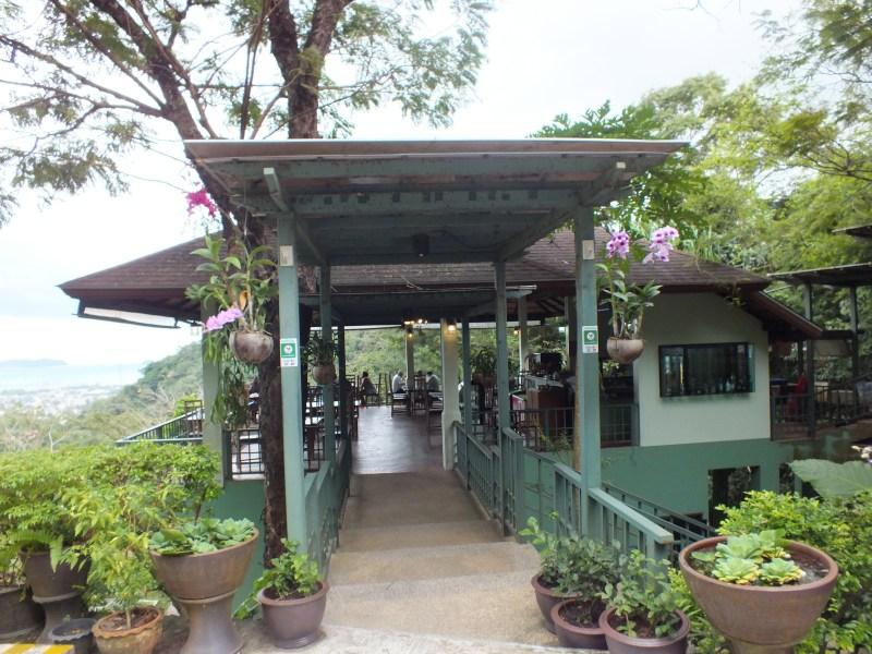מסעדת Baan Poo Doo Lay.