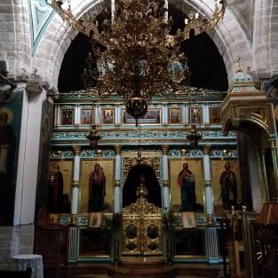 כנסיה בים המלח