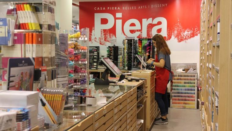 חנויות יצירה בברצלונה - Casa Piera