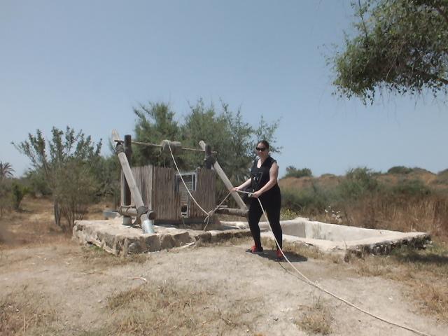 באר עתיקה - טיול באשקלון