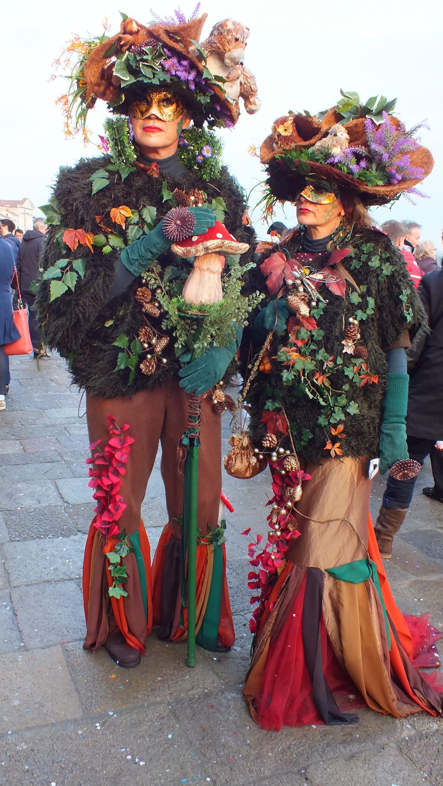 פסטיבל המסכות בונציה