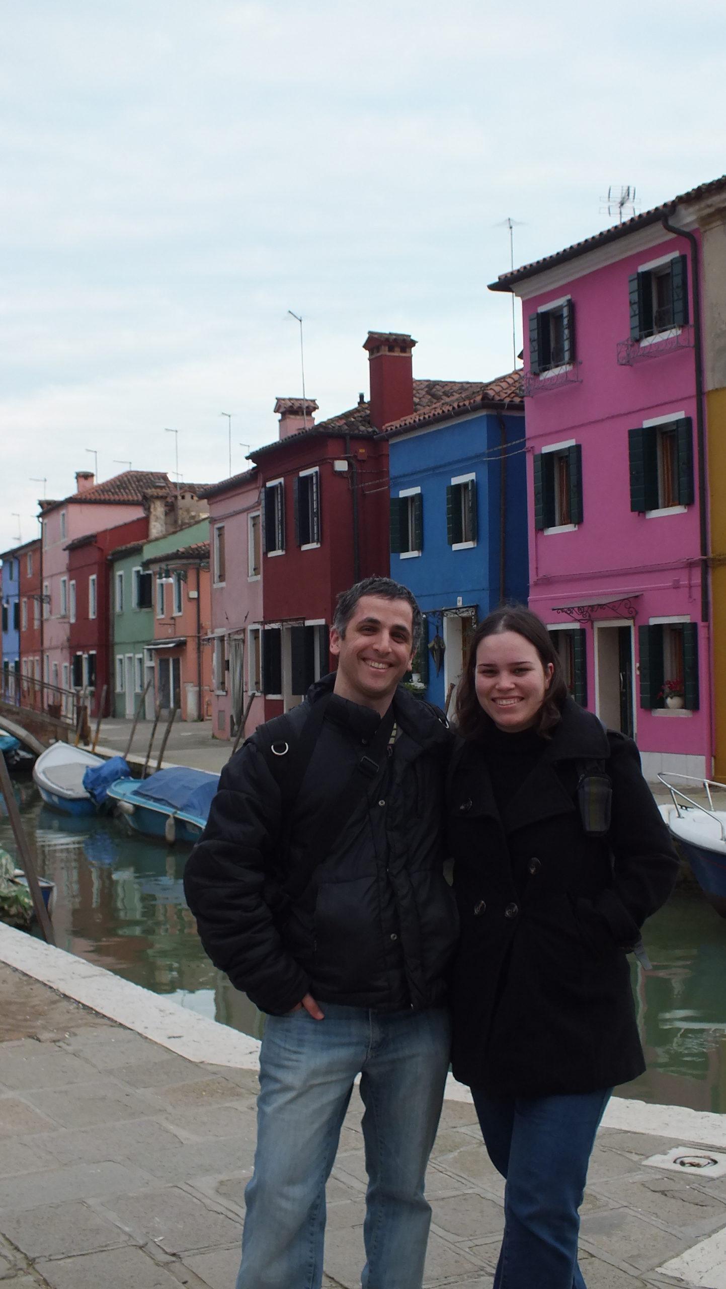 חופשה רומנטית באיטליה