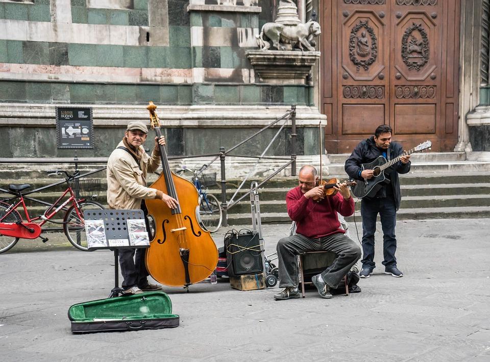 מוזיקאים בפירנצה