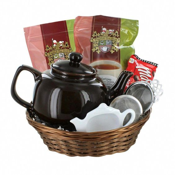 ערכת קפה ותה - משלוחי מנות מקוריים