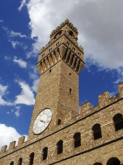 אטרקציות בפירנצה - Palazzo Vecchio