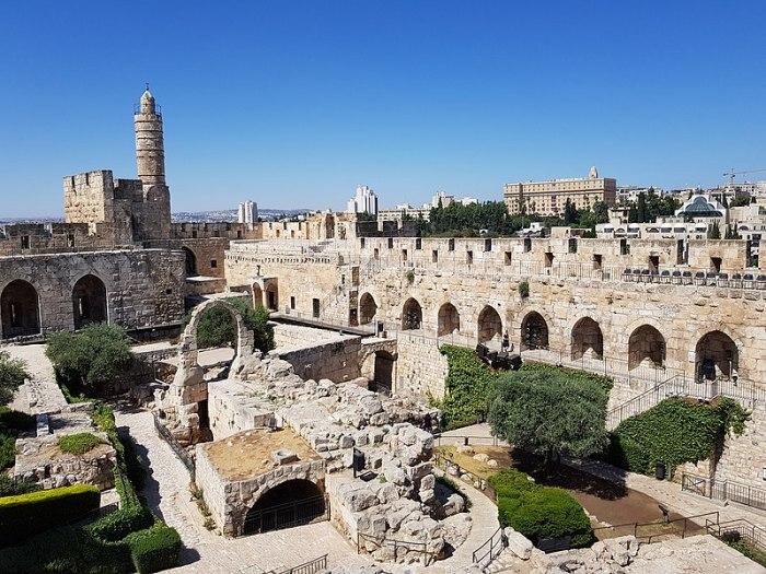 מגדל דוד - מקומות רומנטיים בירושלים