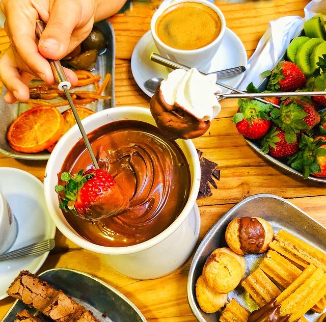 פונדו שוקולד - החיים לפי שירלי - בלוג לייף סטייל והשראה