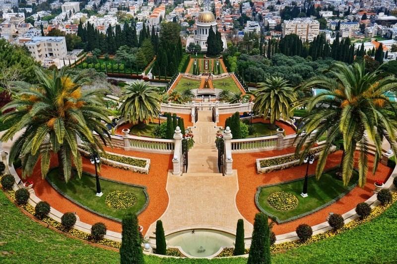 מקומות רומנטיים בחיפה