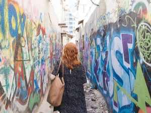 סיור גרפיטי בפלורנטין - הסודות שבקיר