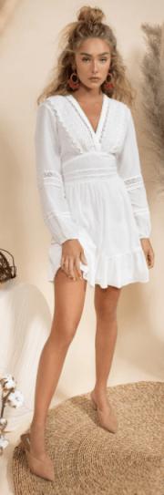 מה ללבוש לראש השנה - שמלת מיני