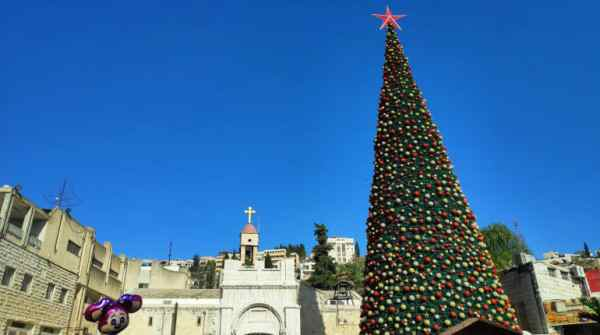 טיול חג מולד לנצרת