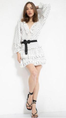 חצאית מיני הלנה - לוקים לראש השנה
