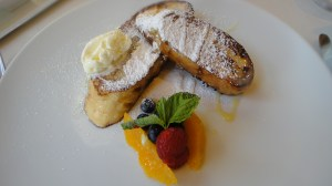 The best French toast I've ever had!!
