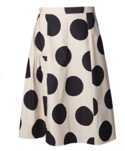 Marni Polka Dots Skirt