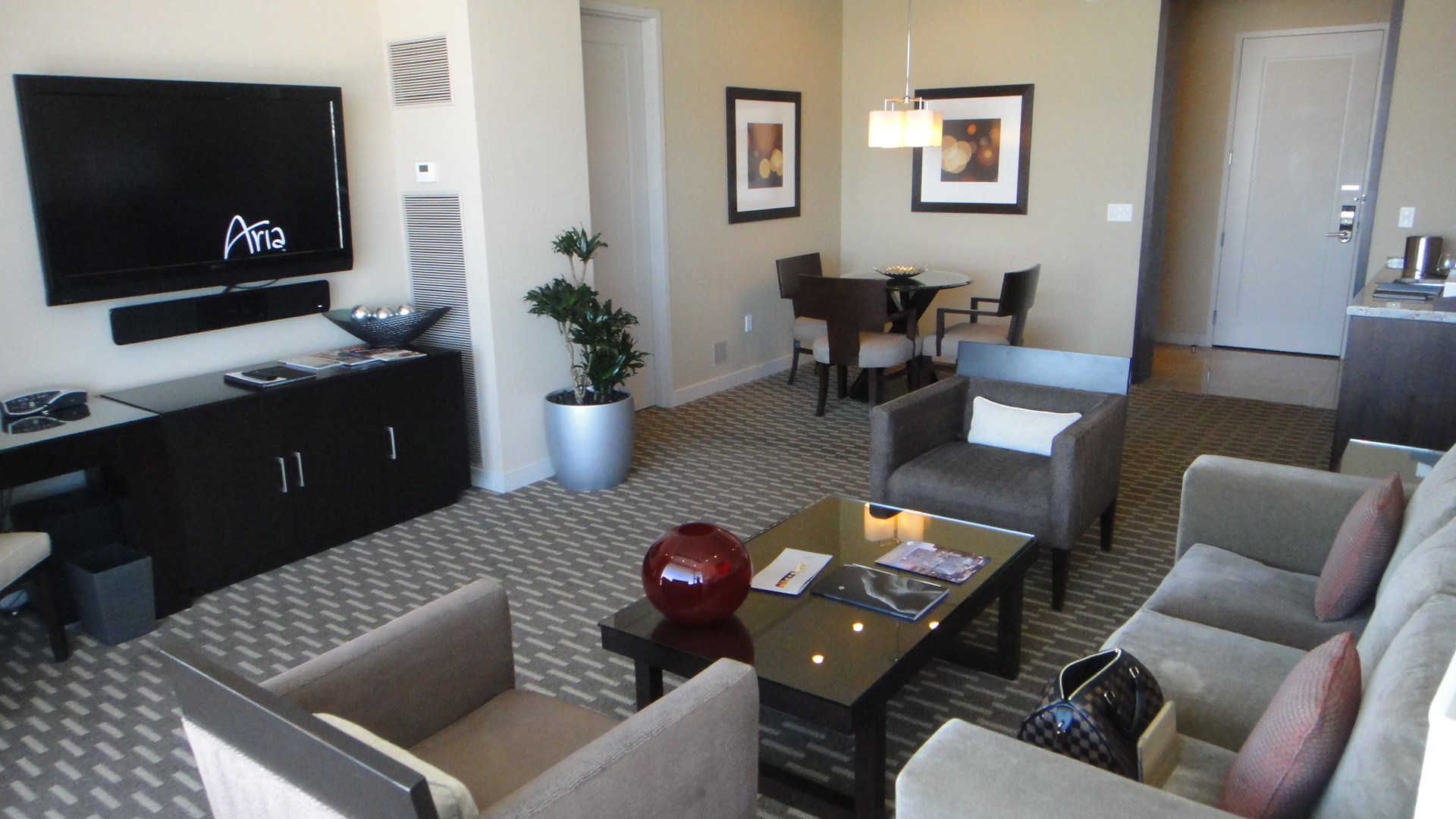 Mgm Grand 2 Bedroom Suite The Sky Suites At Aria Hotel In Las Vegas Shirley Style