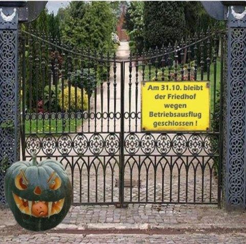 halloweenfriedhof