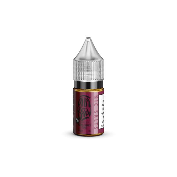 Ohm Brew Fizzy Cherry Cola 10ml Nic Salt E-Liquid