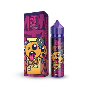 Monsta Vape Sweet Sour 50ml Shortfill E-Liquid