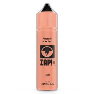 ZAP! Peach Ice Tea 50ml Shortfill E-Liquid