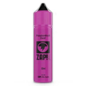 ZAP! Passionfruit Zest 50ml Shortfill E-Liquid
