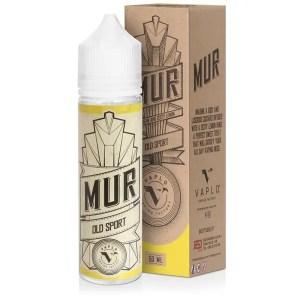 MUR Old Sport 50ml Shortfill E-Liquid
