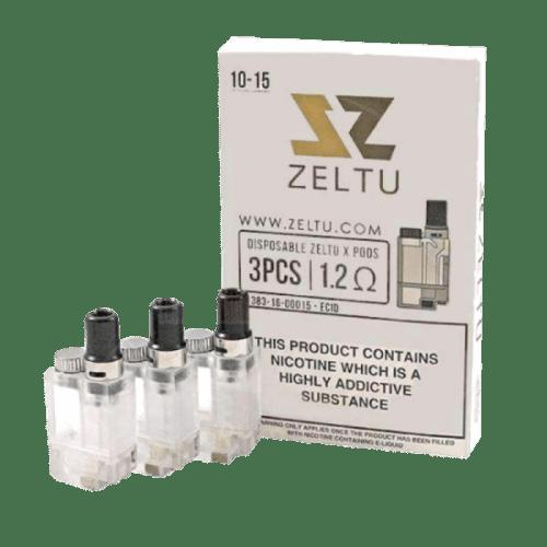 Zeltu X Refillable Pods