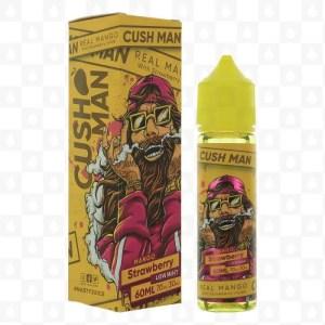 Cush Man Mango Strawberry 50ml Shortfill E-Liquid