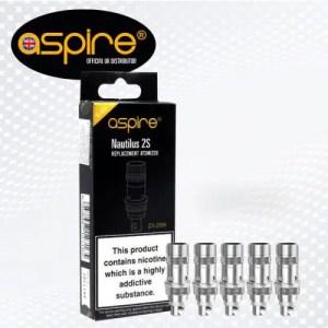Aspire Nautilus 2s Replacement Coils