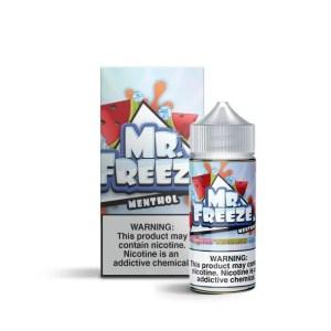 Mr Freeze Watermelon Frost 100ml Shortfill E-liquid