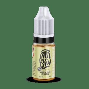 Ohm Brew Vanilla Bean Ice Cream 10ml Nic Salt E-Liquid