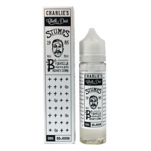 """B"" Vanilla, Granola and Honeycomb By Charlies Chalk Dust 50ml Shortfill E-Liquid"