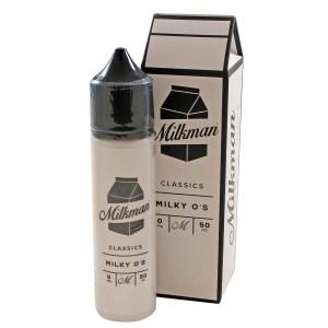 The Milkman Milky O's 50ml Shortfill E-Liquid